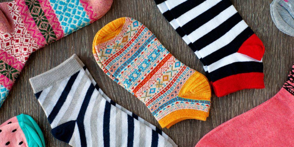 Quelles chaussettes choisir quand on veut garder son coté glamour ?
